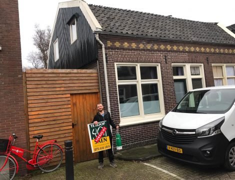 Reigerstraat Zaandam huis kopen